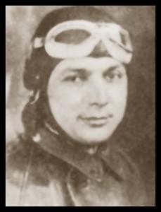 """Капетан I класе Милош Жуњић, пилот-ловац Милош је рођен 16. априла 1907. године у Ваљеву. Завршио је Војну академију и све разделе летачке обуке за пилота ловца, тако да га је Априлски рат затекао у својству Команданта 102. ловачке ескадриле на земунском аеродрому. 6. априла у јутарњим сатима, Милош је полетео на челу своје ескадриле, претходно узвикнувши, према сведочењеима очевидаца: """"За мном! Пали машине и полећи по патролама!"""" Успео је у ваздушној борби да обори једну немачку Штуку, али је након тога његов Месершмит био захваћен противничком ватром и запалио се. Милош је искочио из летелице, али је према једној верзији, непријатељски пилот направио заокрет и супротно обичајима ратовања и поступцима према немоћном противнику, митраљирао Милоша док се овај спуштао падобраном и смртно га ранио. Према другој верзији пак, Милоша су усмртила двојица рибара на Тамишу код Панчева, где је Милош рањен пао. Ова двојица обзиром симпатизери нациста (према овом извору, касније су били фолксдојчери), пришли су чамцем Милошу који се рањен борио да се испетља из падобранских гуртни и да дође до ваздуха, и усмртили га ударањем веслима..."""